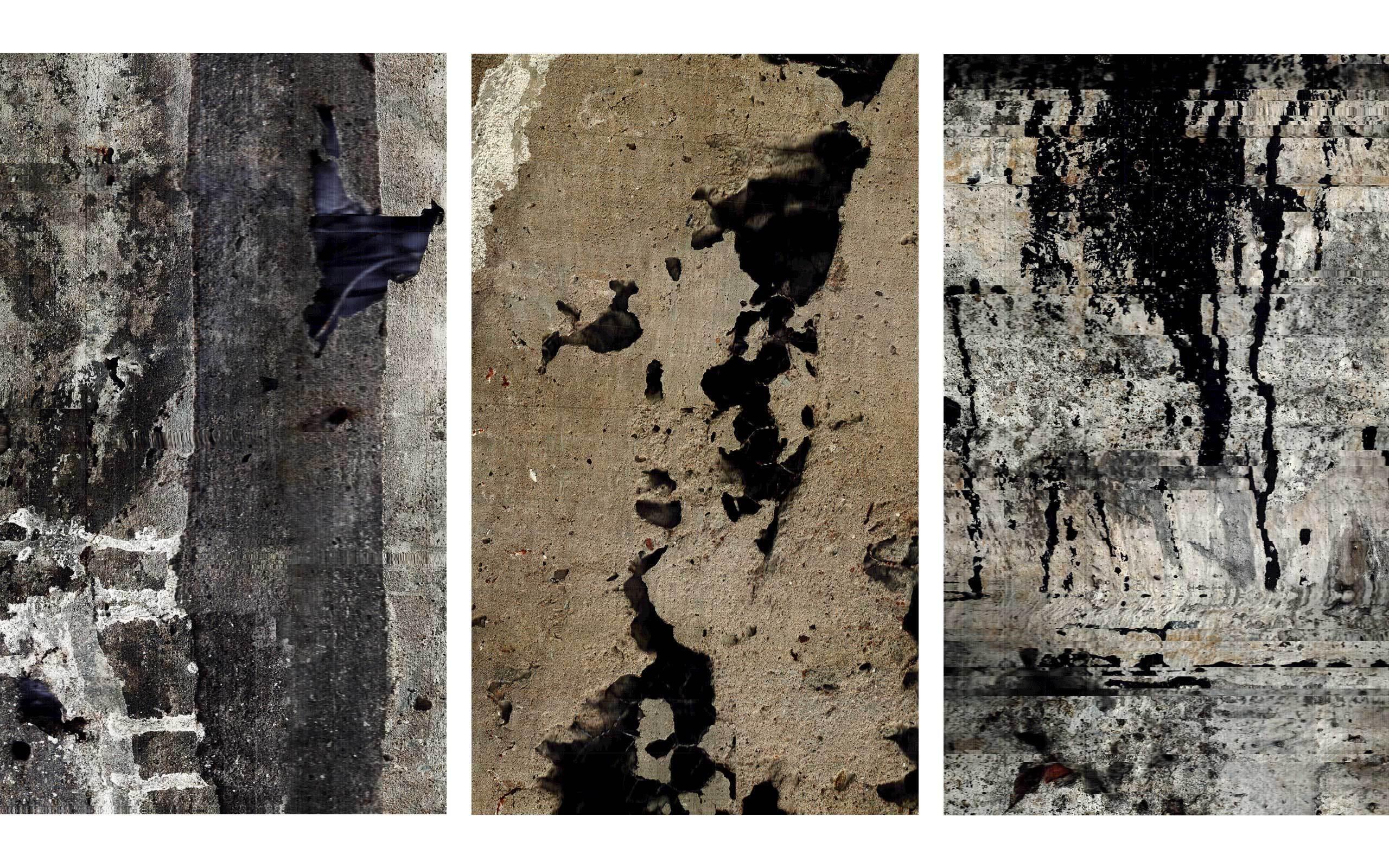 02 John Skoog limited-release art edition (Rift 4) East Wall; (Rift 5) North Wall; (Rift 6) East Wall