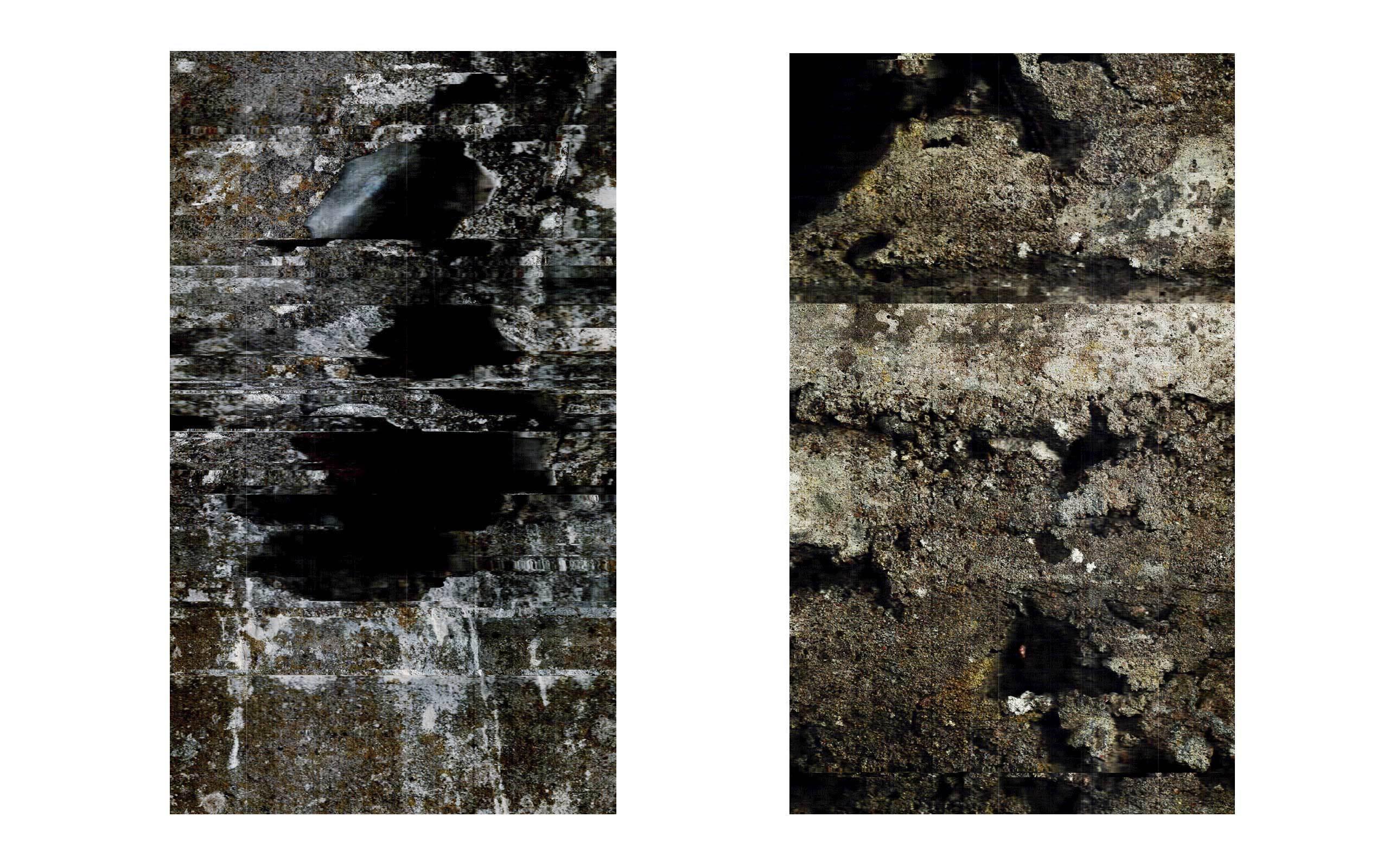 04 John Skoog limited-release art edition (Rift 10) South Wall; (Rift 11) East Wall