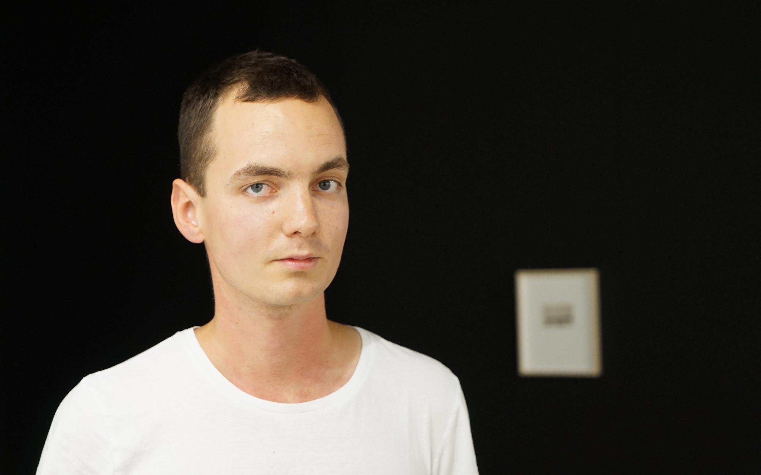 05 John Skoog, Swedish artist and Baloise Art Prize winner