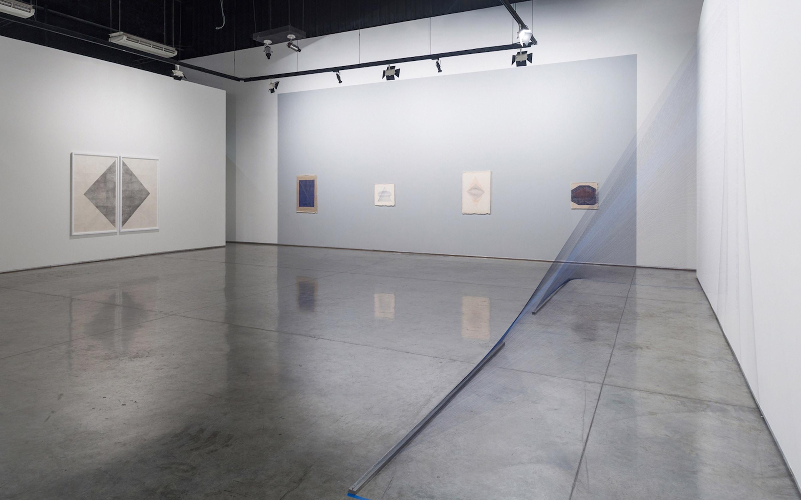 Haleh Redjaian Installationview In Between Spaces 2015 Dubai